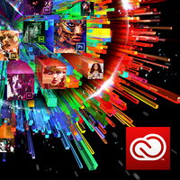 Adobe Creative Cloud For FACULTY - One Year Subscription - MAC/WIN