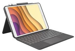 Logitech Combo Touch for iPad 7th Generation (On Sale!) LARGE