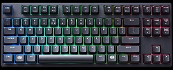 Cooler Master MasterKeys Pro S Gaming Keyboard (Cherry MX Red)
