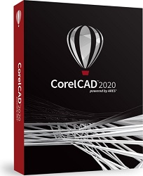 Corel CorelCAD 2020 (DVD) LARGE