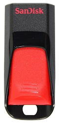 SanDisk Cruzer Edge 32GB USB 2.0 Flash Drive