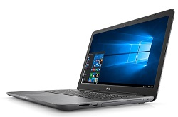 "Dell Inspiron 17 5765 17"" AMD FX-9800P 16GB RAM Notebook PC with Windows 10"