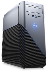 Dell Inspiron 5675 AMD Ryzen 7 8GB RAM Radeon RX 570 Desktop Gaming PC
