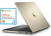 "Dell Inspiron 15-5555 15.6"" Touchscreen AMD E2 4GB RAM Notebook PC w/Office Pro 2016 (Gold) (Refurb)"