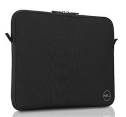 "Dell Carrying Case Sleeve for 15"" Notebooks (Black) LARGE"