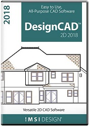 TurboCAD DesignCAD 2D 2018 for Windows (Download)_LARGE
