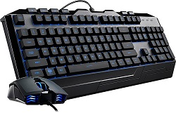 Cooler Master Devastator 3 RGB Combo Gaming Keyboard & Mouse LARGE