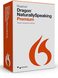 Nuance Dragon Naturally Speaking Premium 13.0