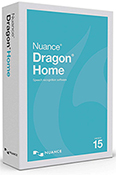 Nuance Dragon Home 15.0 (Download) THUMBNAIL