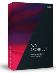 MAGIX Creative Software VEGAS DVD Architect (Download)