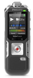 Philips Voice Tracer DVT6010 8GB Digital Audio Recorder with FM Tuner