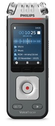 Philips Voice Tracer DVT6110 8GB Digital Audio Recorder LARGE