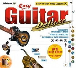 Selectsoft Easy Guitar Deluxe for Windows (Download) LARGE