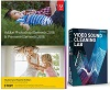 Adobe Photoshop Elements 2018 & Premiere Elements 2018 Student/Teacher (DVD) w/ SoundLab (Download)
