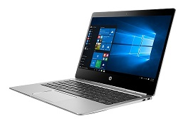 "HP EliteBook Folio G1 12.5"" LED Intel Core M 8GB RAM Notebook PC with Windows 10 Pro"