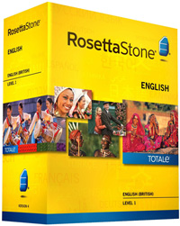 Rosetta Stone English British Level 1 DOWNLOAD - MAC
