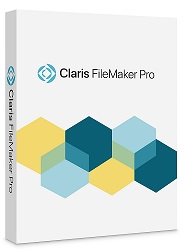 Claris FileMaker Pro 19 Advanced (DVD) LARGE
