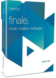 MakeMusic Finale 26 Academic (Download) LARGE