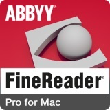 ABBYY FineReader Pro Academic for Mac (Download) LARGE