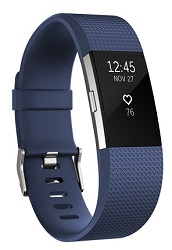 FitBit Charge 2 SmartBand (Blue / Small)
