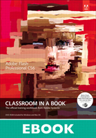 Adobe Flash Profesional CS6 Classroom in a Book