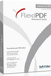 FlexiPDF Standard 2019 for Windows (Download) LARGE