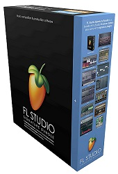 FL Studio 12 Signature with FREE! Snowball Ice Microphone for Mac or Windows (Download) LARGE