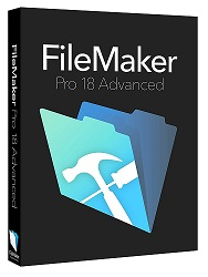 FileMaker Pro 18 Advanced (DVD) LARGE