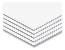 "Elmer's 20"" x 30"" Sturdy-Board Foam Boards (10-Pack)"