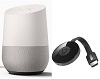 Google Home + Chromecast