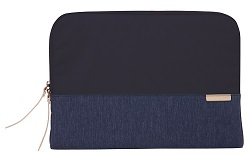 "STM Grace Laptop Sleeve for 13"" Notebooks with FREE Portable Charger (Night Sky)"