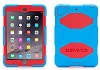 Griffin Survivor All-Terrain Case for iPad Mini 1/2/3 (Blue/Red)