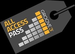 Groove3 Music & Instrument Training 3-Month All Access Pass + 1 Month FREE! Bonus LARGE