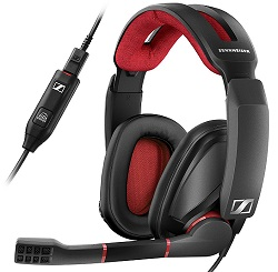 Sennheiser GSP 350 7.1 Surround Sound Gaming Headset with FREE Gaming Mouse_LARGE