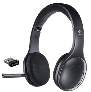 Logitech H800 Wireless Headset LARGE