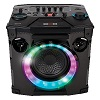 808 Audio Hex Encore Wireless Bluetooth Party Speaker with Karaoke Feature