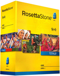 Rosetta Stone Hindi Level 1 DOWNLOAD - MAC