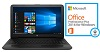 "HP 15-BS197CL 15.6"" Intel Core i7 12GB Laptop w/MS Office Pro 2016 (Refurbished)"