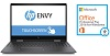 "HP ENVY x360 15-BQ108CA 15.6"" Touchscreen AMD Ryzen 5 8GB 2-In-1 Laptop PC w/Office 2016 (Refurb)"