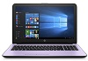 "HP 15-BA014CY 15.6"" AMD A12-9700P 12GB Notebook w/MS Office 365 (Lilac) (Refurbished)"
