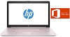 "HP 15-DB 15.6"" AMD A4 4GB RAM Laptop with Microsoft Office Pro 2019 (Pink) THUMBNAIL"