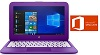 "HP Stream 11.6"" Intel Celeron 4GB RAM 32GB eMMC Laptop with MS Office Pro 2019 (2 Colors) THUMBNAIL"