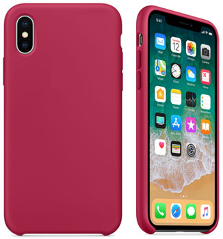 iPhone X/XR/XS Silicone Case (Compares to Apple Silicone Case) - SALE! LARGE