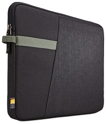"Case Logic Ibira 13.3"" Laptop Sleeve (Black) LARGE"