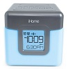 iHome Bluetooth-Enabled Alarm Clock with Color Changing LEDs