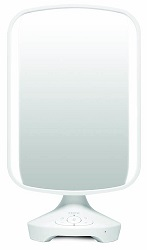 iHome REFLECT II Vanity Mirror with Bluetooth Speakerphone & USB Charging (Only 4 Left!) LARGE