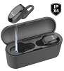 iLuv TrueBTAir True Wireless Stereo in-Ear Earbuds