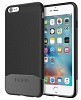 Incipio EDGE Chrome Slider Case for iPhone 6s Plus (Black/Black)