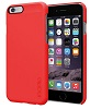 Incipio Feather Ultra Thin Snap-On Case for iPhone 6 (Red)