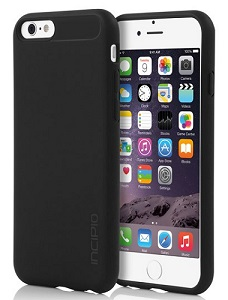 Incipio Flexible Case for iPhone 6 (Black) (While They Last!)